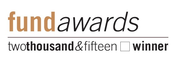 Logo of award for 'Fund Awards 2015'
