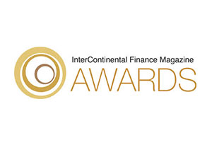 Logo of award for 'Intercontinental Finance Magazine Private Equity Awards 2012'
